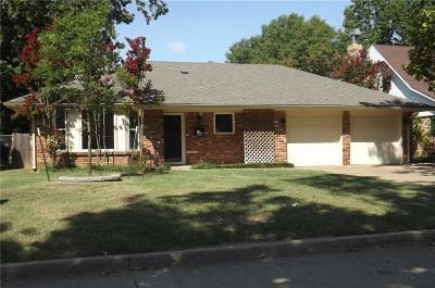 Norman Single Family Home For Sale: 516 Jean Marie