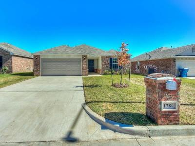 Single Family Home For Sale: 1780 Bradford Place