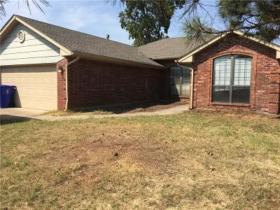 Norman Single Family Home For Sale: 4421 Midway Drive
