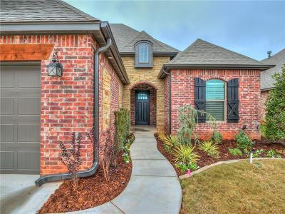 Edmond Single Family Home For Sale: 2209 Bretton Lane
