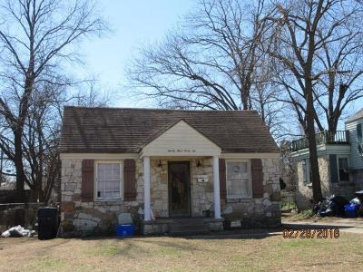 Oklahoma City Single Family Home For Sale: 2336 NW 32 Street