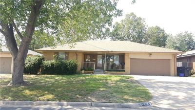 Oklahoma City OK Single Family Home Sold: $119,900