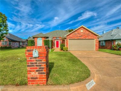 Edmond Single Family Home For Sale: 17213 Sunny Hollow Road