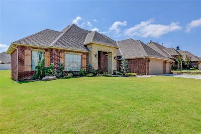 Choctaw Single Family Home For Sale: 12608 Forest Oaks Drive