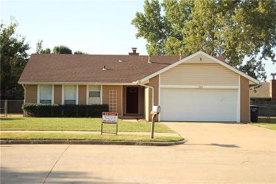 Moore Rental For Rent: 604 SW 22nd Street