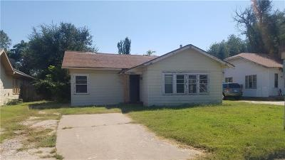 Elk City Single Family Home For Sale: 1014 W 2nd