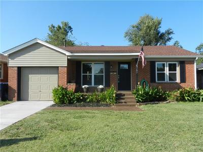 Oklahoma City Single Family Home For Sale: 3141 NW 40th St