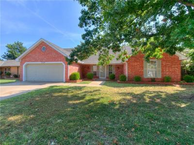 Oklahoma City Single Family Home For Sale: 7224 NW 120th Street
