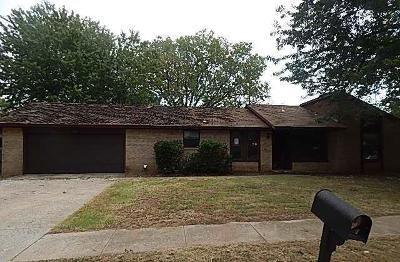 Norman Single Family Home For Sale: 413 Midland Drive