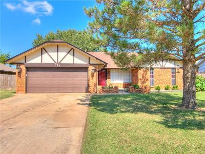 Moore Single Family Home For Sale: 805 SW 27th Street