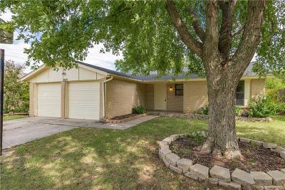 Norman Single Family Home For Sale: 3409 Lyric Street