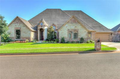 Edmond Single Family Home For Sale: 1704 NW 196th Street
