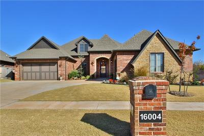Edmond OK Single Family Home For Sale: $419,900