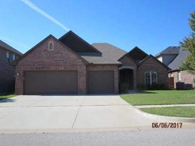 Edmond OK Single Family Home For Sale: $269,000