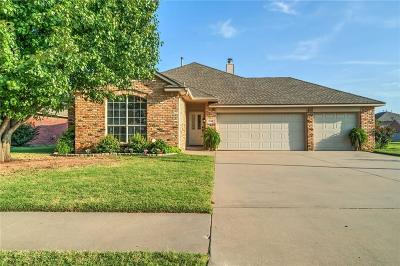 Yukon Single Family Home For Sale: 10401 NW 45th