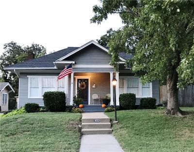 Oklahoma City Single Family Home For Sale: 413 NW 27th Street