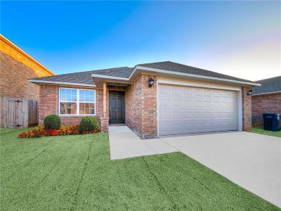 Mustang, Oklahoma City, Edmond Single Family Home For Sale