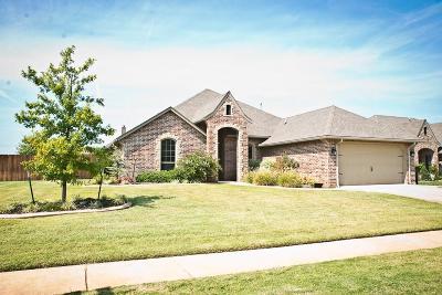 Norman Single Family Home For Sale: 3814 Reid Pryor Road