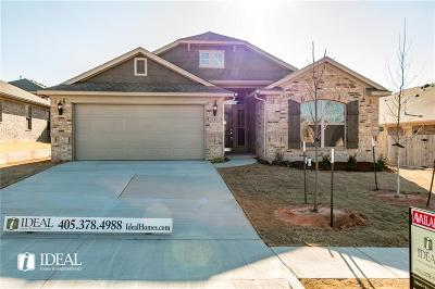 Choctaw Single Family Home For Sale: 12492 Lakota Drive