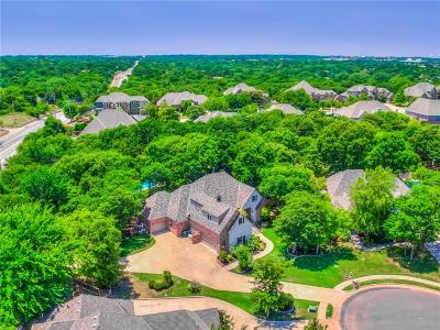 Edmond Single Family Home For Sale: 1416 Circle Bend Court