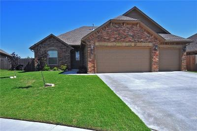 Moore OK Single Family Home For Sale: $210,000