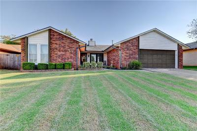 Oklahoma City Single Family Home For Sale: 8712 NW 87th Terrace