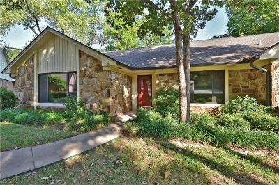 Edmond Single Family Home For Sale: 2201 Brixton Road