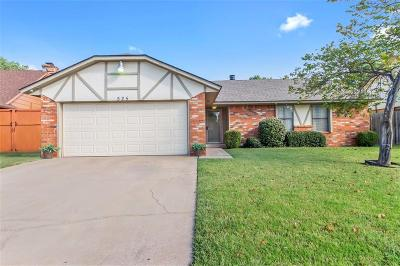 Oklahoma City Single Family Home For Sale: 525 Cypress