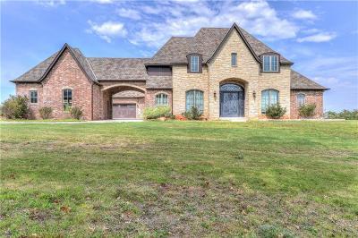 Lexington OK Single Family Home For Sale: $1,850,000