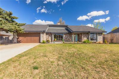 Oklahoma City Single Family Home For Sale: 13228 Green Valley