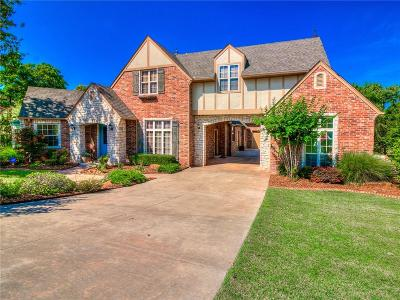 Edmond Single Family Home For Sale: 14675 Terra Vita Drive