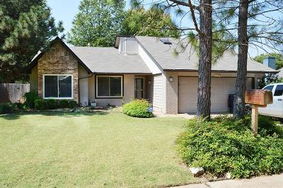 Edmond Single Family Home For Sale: 17119 Sunny Hollow