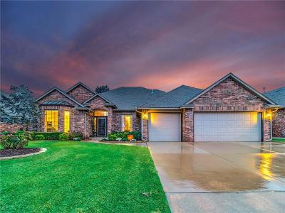 Edmond Single Family Home For Sale: 1604 NW 182nd