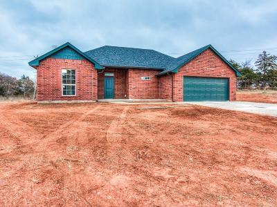 Guthrie Single Family Home For Sale: 5898 Scarlet Oak Road