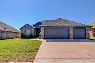 Oklahoma City Single Family Home For Sale: 8700 SW 66 Place