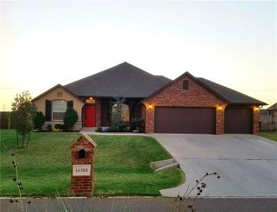 Single Family Home For Sale: 16308 Montague Drive