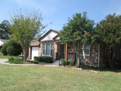 Oklahoma City Single Family Home For Sale: 3933 NW 24th Street