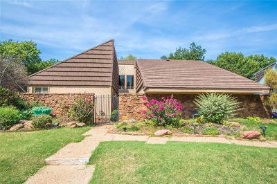 Oklahoma City Single Family Home For Sale: 10713 Woodridden