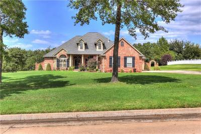 Midwest City OK Single Family Home For Sale: $319,900