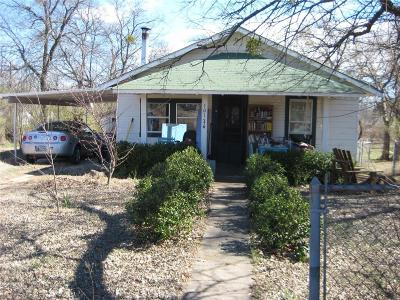 Noble OK Single Family Home For Sale: $39,900