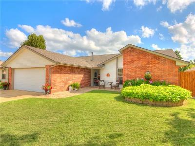 Oklahoma City Single Family Home For Sale: 824 Waterview Road