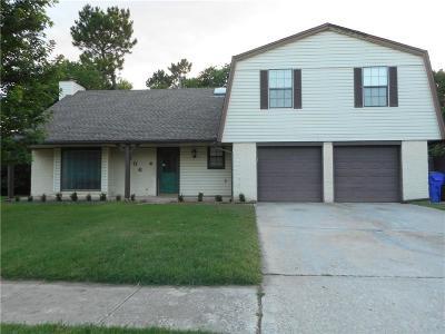 Norman Single Family Home For Sale: 506 Rambling Oaks Drive
