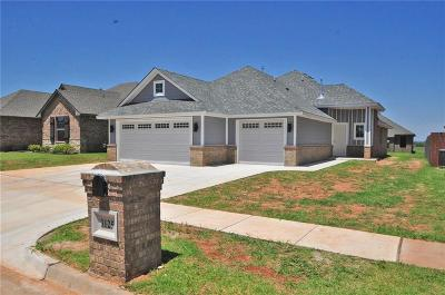 Edmond Single Family Home For Sale: 3125 NW 184th Terrace