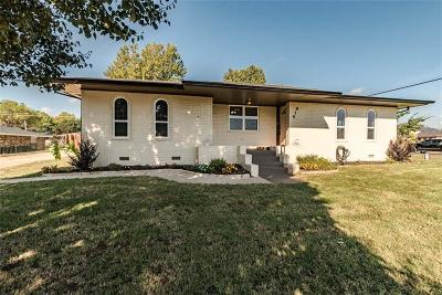 Blanchard OK Single Family Home For Sale: $199,999