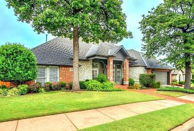 Edmond Single Family Home For Sale: 2805 Verona Way