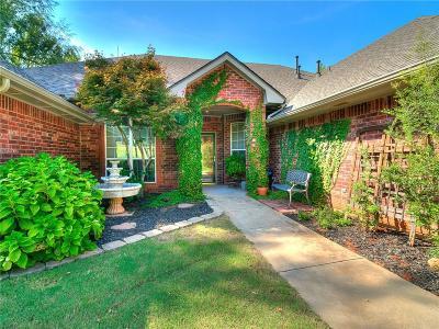 Edmond Single Family Home For Sale: 10261 Sand Plum Dr N