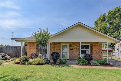 Norman  Single Family Home For Sale: 201 N Base Avenue