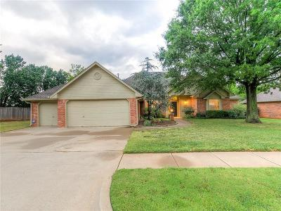 Edmond, Oklahoma City Single Family Home For Sale: 13809 Plymouth Crossing