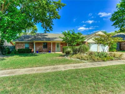 Norman Single Family Home For Sale: 3713 Red Oaks Drive