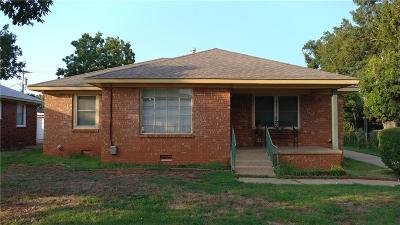 Oklahoma City Single Family Home For Sale: 5310 N Shartel Avenue